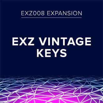 EXZ008 Vintage Keys
