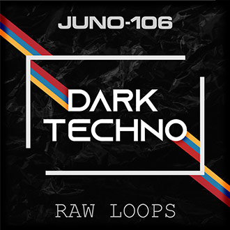JUNO-106 Dark Techno