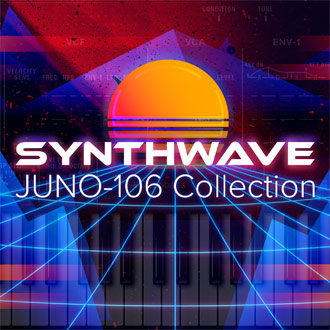 JUNO-106 Synthwave