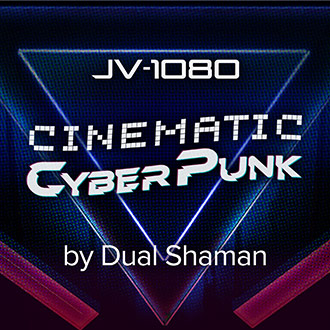 JV-1080: Cinematic Cyberpunk