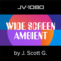JV-1080: Widescreen Ambient