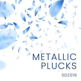SDZ019 Metallic Plucks