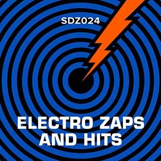 SDZ024 Electro Zaps and Hits