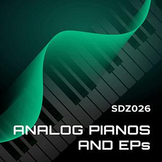 SDZ026 Analog Pianos and EPs