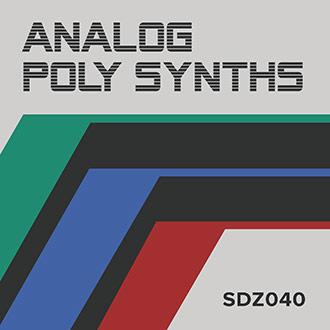 SDZ040 Analog Polysynths