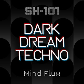SH-101 Dark Dream Techno