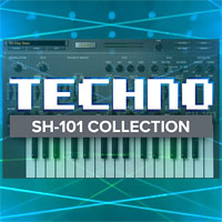 SH-101 Techno