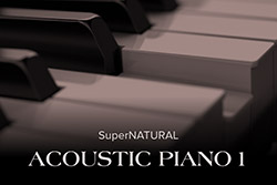 SuperNATURAL Acoustic Piano 1