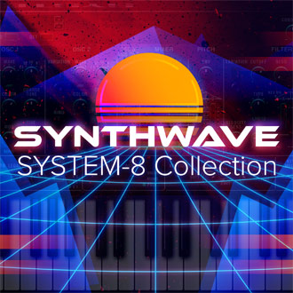 SYSTEM-8 Synthwave