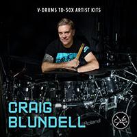 TD-50X Artist Kits 02: Craig Blundell