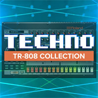 TR-808 Techno