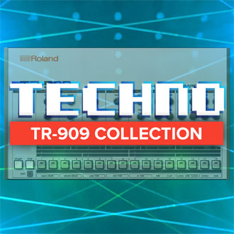 TR-909 Techno