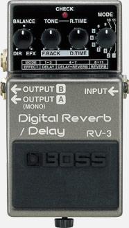 boss rv 3 digital reverb delay rh boss info Boss RV-3 Sch Boss Reverb Delay