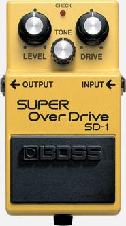 Boss SD-1/808