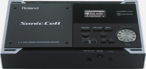 SonicCell