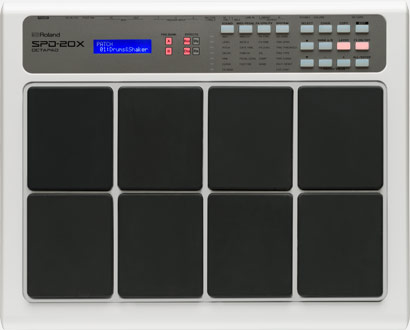 Roland octapad spd 20x digital percussion pad octapad spd 20x ccuart Gallery