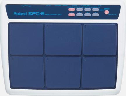 roland spd 6 percussion pad rh roland com Used Roland Spd S roland spd-6 percussion pad manual
