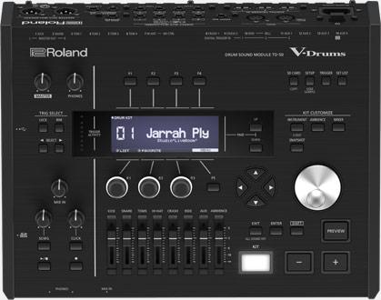 TD-50 | Drum Sound Module - Roland