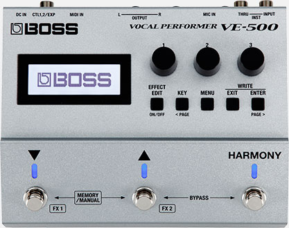 VE-500 | Vocal Performer - BOSS