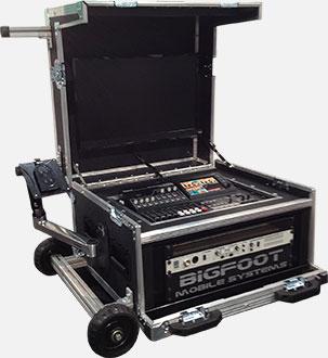 VR-50HD Bigfoot Case