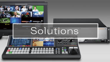 Video Mixers 導入事例