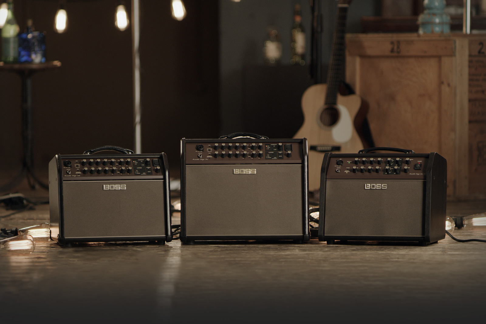 Acoustic Singer Amp Series