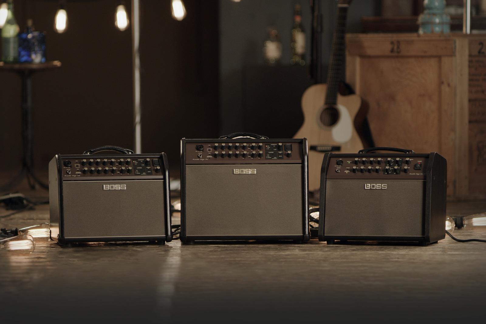 Acoustic Singer Amp Series
