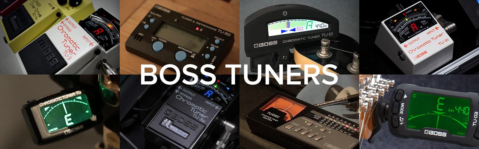 BOSS Tuners