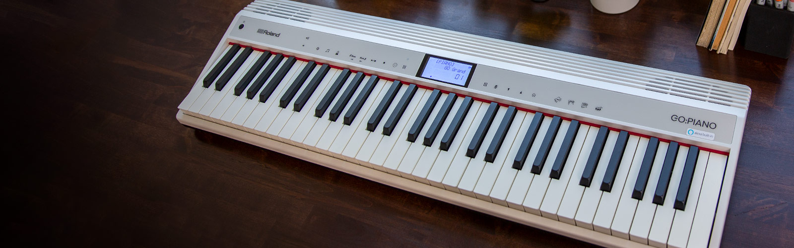 GO:PIANO with Alexa Built-in