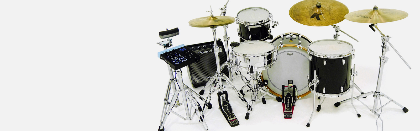 Roland - Drums & Percussion