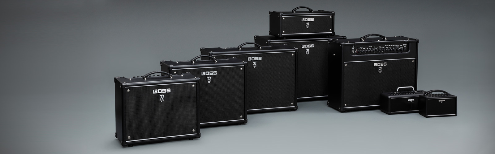 BOSS KATANA Amp Series