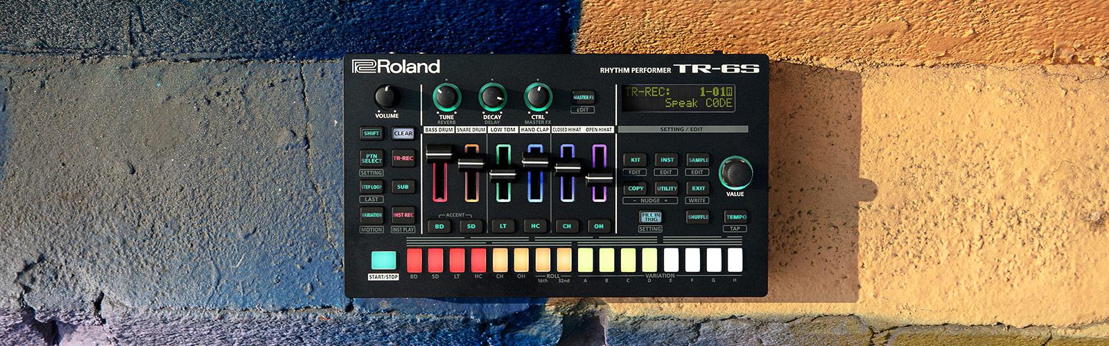 TR-6S