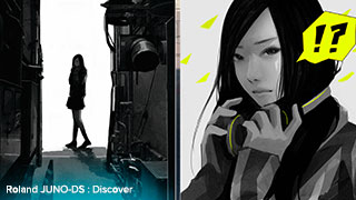 Roland JUNO-DS : Discover