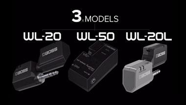 WL-Series Wireless System
