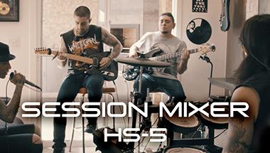 HS-5 Session Mixer Roland – Malta (Memórias)