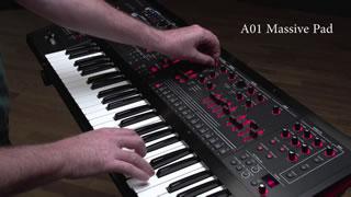 JD-XA Ver.1.50 Preset Sound Examples