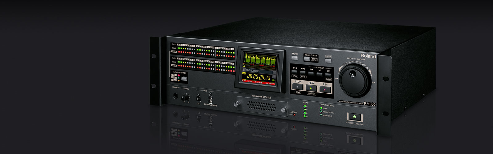 Roland Pro A/V - Multi-Channel Playback/Record