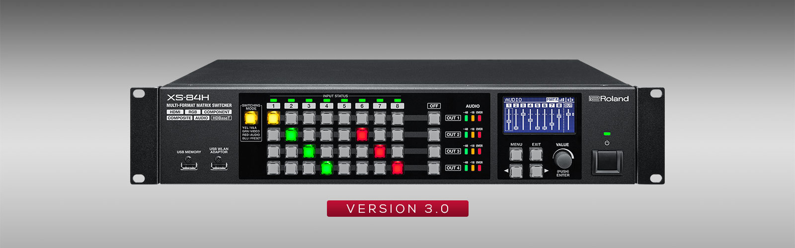 XS Series Version 3.0