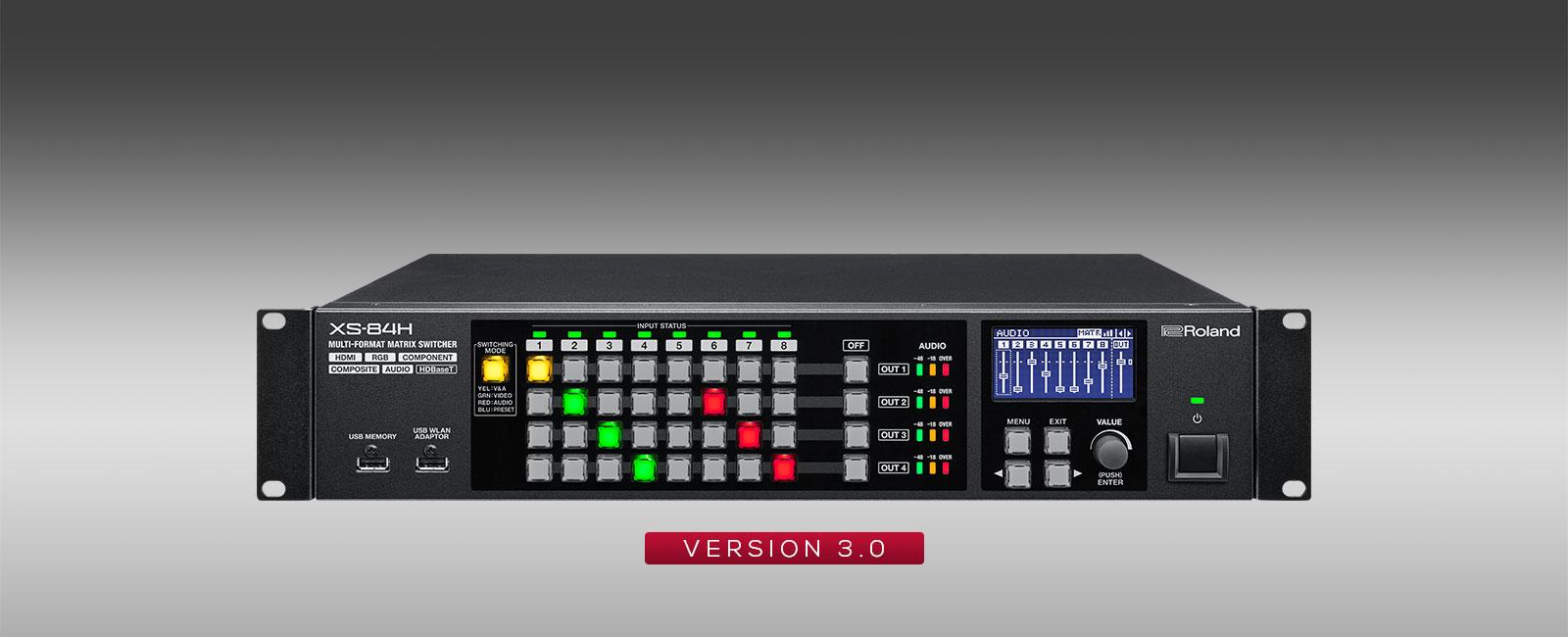 Serie XS, Versión 3.0