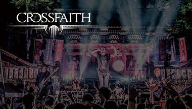 【Roland Blog】Crossfaith 第一回世界遺産巡業特別公演 -日光の編-
