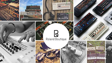 Roland Boutique — 60 Second Sessions