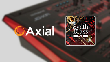 JD-XA Synth Brass Vol.1