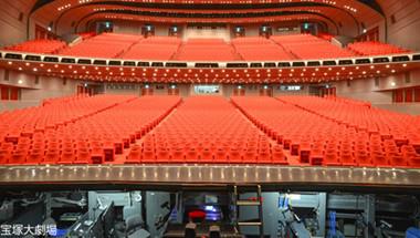 メディア掲載:宝塚大劇場・東京宝塚劇場の音響システム