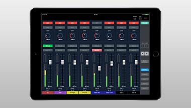 M-5000 Remote iPad App