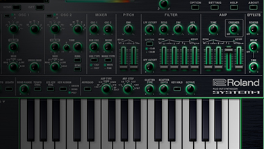 SYSTEM-1 Software Synthesizer