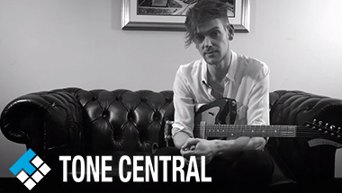 BOSS Tone Central ME-80 Adam Hann Demo