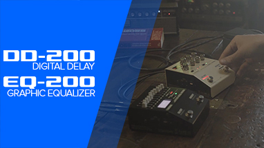 DD-200 EQ-200 First Look