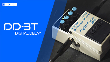 featured-video:DD-3T Digital Delay