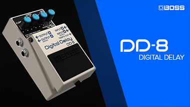 DD-8 Digital Delay