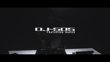 DJ-505 DJ Controller für Seratp DJ